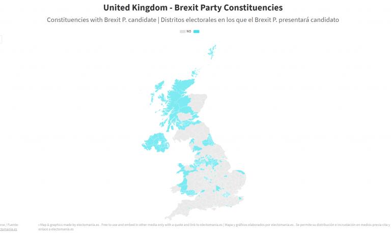 UK: Farage anuncia que NO se presentará en los distritos de mayoría conservadora, para maximizar escaños