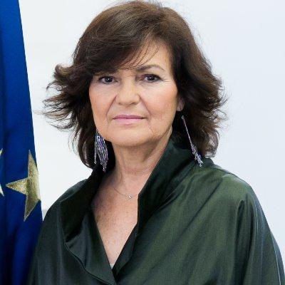 Carmen Calvo, destituida por Sánchez como coordinadora del pacto PSOE-UP