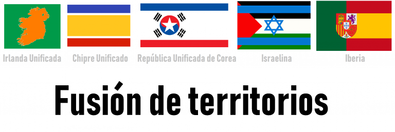 No todo es independentismo: las propuestas de fusión entre territorios/países (I)