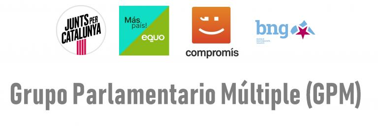 Registran el Grupo Parlamentario Múltiple (GPM) en el Congreso: Junts, Más País-Equo, Compromis y BNG con Laura Borrás y Errejón de portavoces