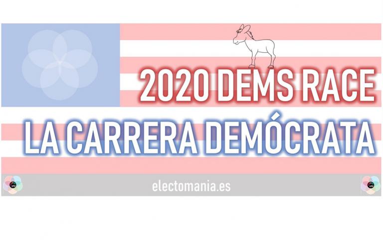 Primarias demócratas (USA): ¿y los grandes estados?