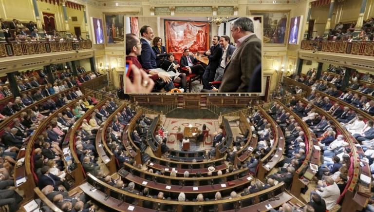 Investidura: Sánchez cuenta ya con apoyos suficientes, pero el margen es muy pequeño