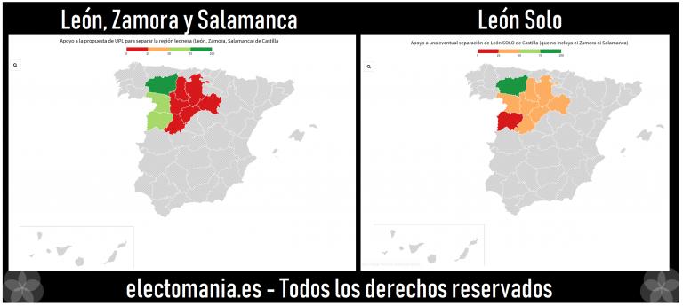 [ELECTOPANEL ESPECIAL] Los ciudadanos ven bien discutir la moción de UPL para la creación de la 'Región Leonesa'. División en Castilla y León