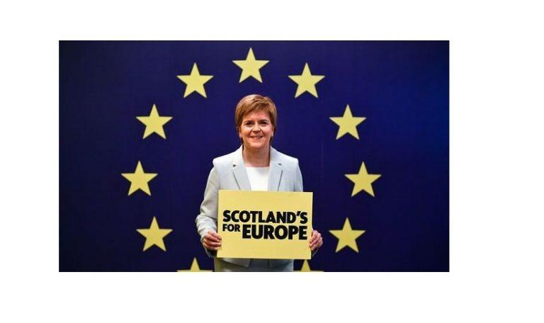 UK: Se complica el 'segundo referéndum' de independencia escocés, a pocos días del Brexit