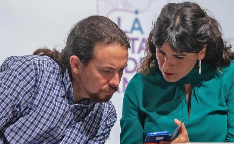 Teresa Rodríguez deja el liderazgo de su partido en Andalucía