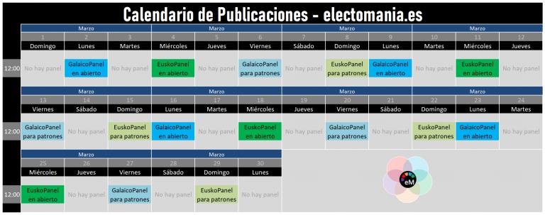 Especial cobertura elecciones en Euskadi y Galicia