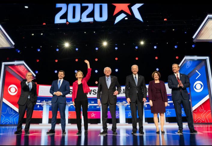 """Vota Carolina del Sur  (29F): gran oportunidad para Biden antes del """"Supermartes"""""""