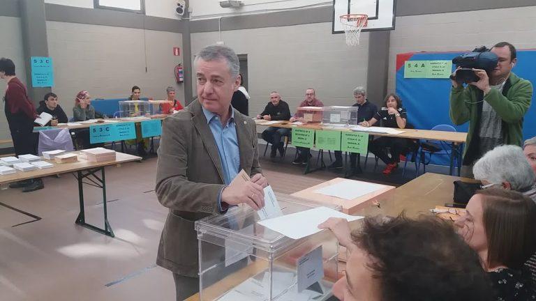 El PNV anuncia que NO apoyará los Presupuestos, ¿nuevas elecciones?