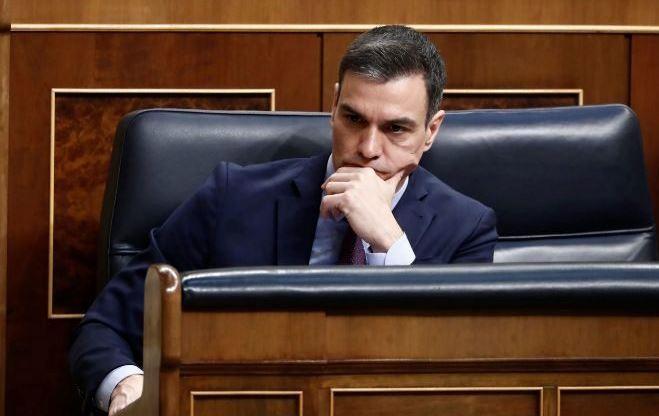 Pedro Sánchez propone una prórroga mensual del Estado de Alarma