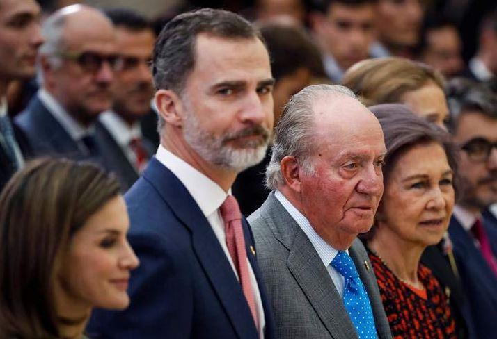 El Confidencial: el rey emérito tenía otra cuenta, esta en Suiza, con casi 8 millones de euros