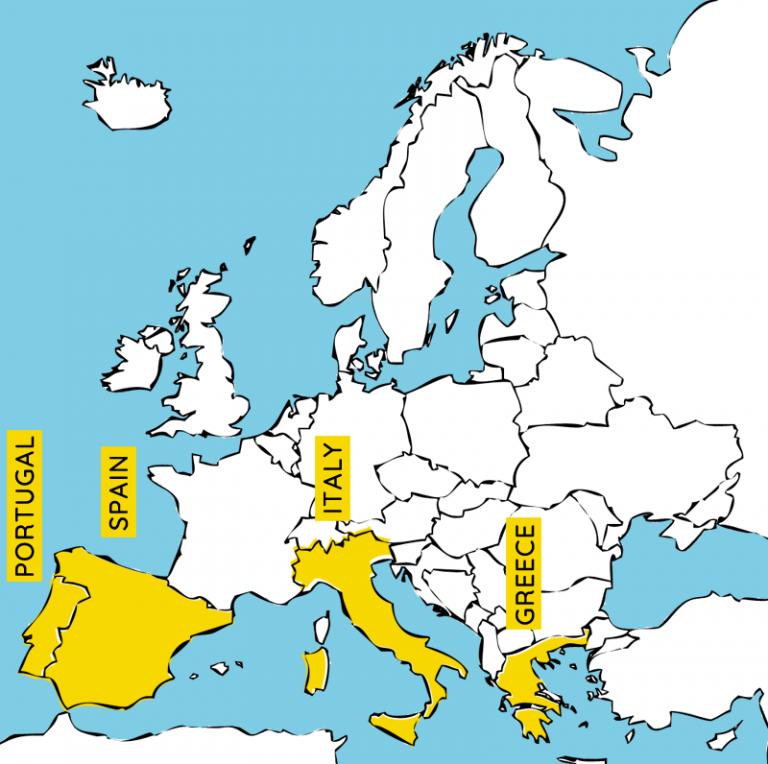 Sin entendimiento en el eurogrupo: Alemania y Paises Bajos no apoyan los eurobonos ni el Plan Marshall propuesto por España, Francia e Italia