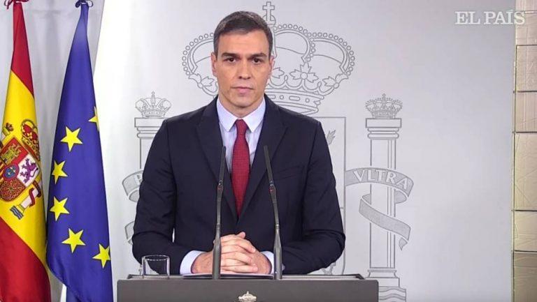Sánchez anuncia una desescalada asimétrica por territorios