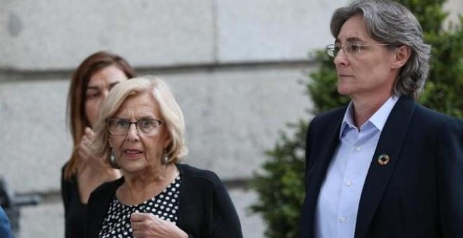 Ruptura entre Carmenistas y Maestristas en el Ayuntamiento de Madrid