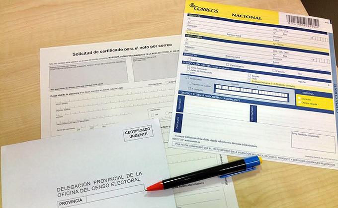 GalEuska: el voto por correo se dispara, ¿miedo a ir a los colegios o efecto 'verano'?