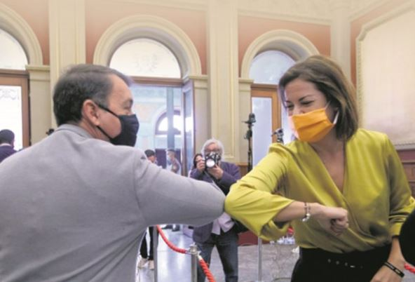La dirección de Ciudadanos rechaza la moción de censura en Santa Cruz de Tenerife