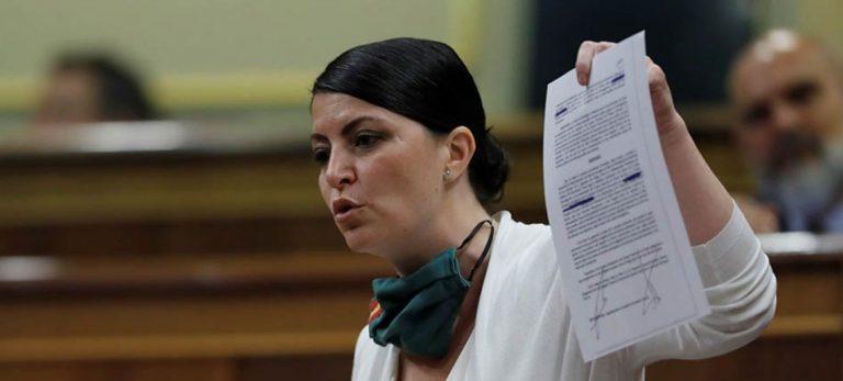 Vox presentará una moción de censura a Sánchez