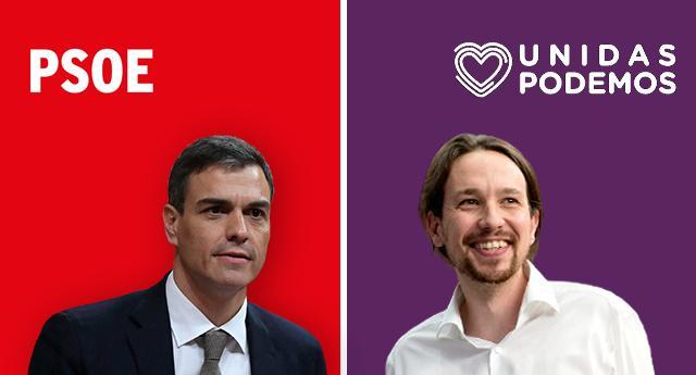 Pacto de 'reconstrucción' de Mínimos entre PSOE y UP sin el Impuesto a las Grandes Fortunas