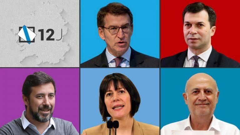 O debate: sigue con nosotros el debate electoral en Galicia