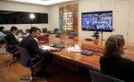 videoconferencia pedro sanchez autonomicos