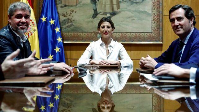 Acuerdo entre Gobierno y Agentes Sociales para la prórroga de los ERTEs hasta septiembre