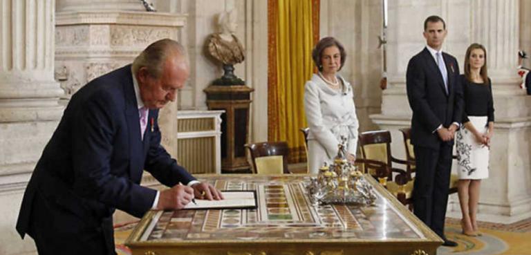 Juan Carlos I: su reinado, en imágenes