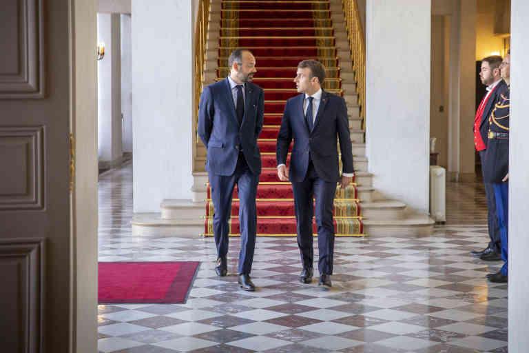 Francia: dimite el Primer Ministro, Edouard Philippe