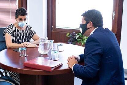 ¿Acierto o error la reunión de la Ministra de Exteriores con el PM de Gibraltar?