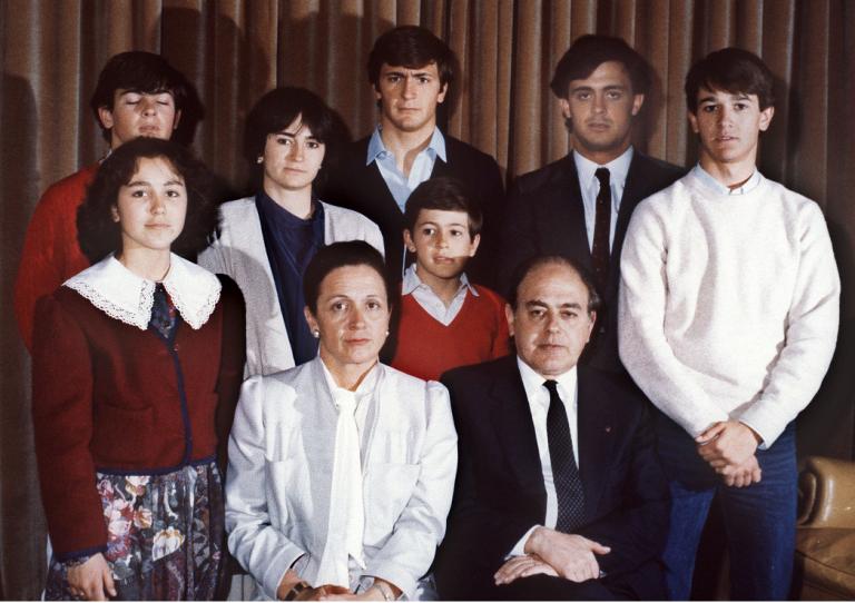 La familia Pujol Ferrusola, procesada al completo