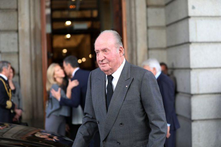 El gobierno no retirará el título de 'emérito' a Juan Carlos I