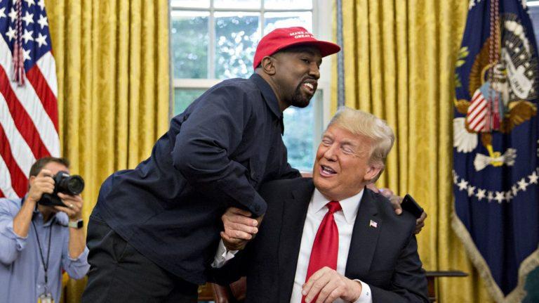 ¿Un rapero en la Casa Blanca?