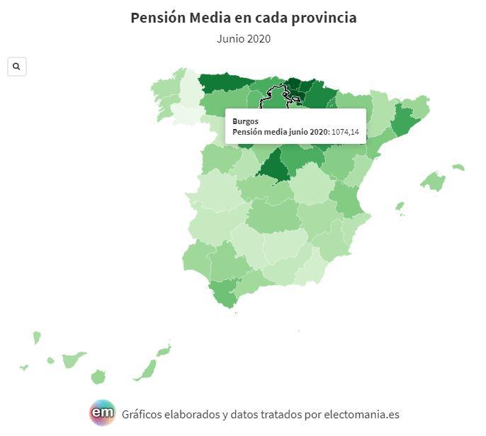El número de pensionistas crece en junio, tras perder 45.000 entre marzo y mayo