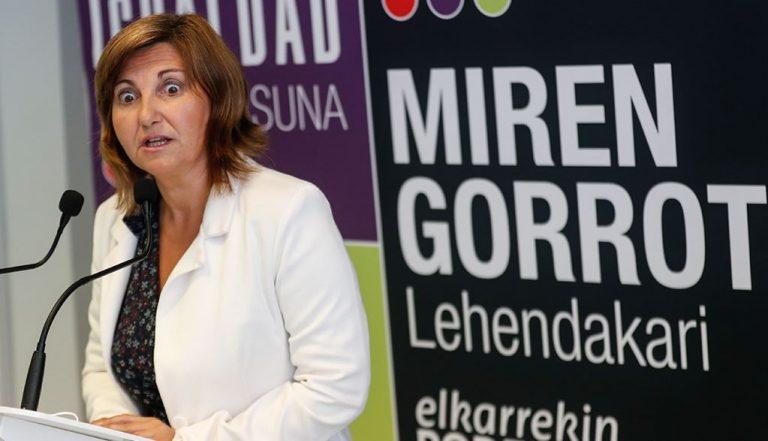 Podemos insiste en intentar una coalición de izquierdas en Euskadi