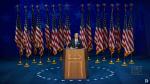 Biden en convencion