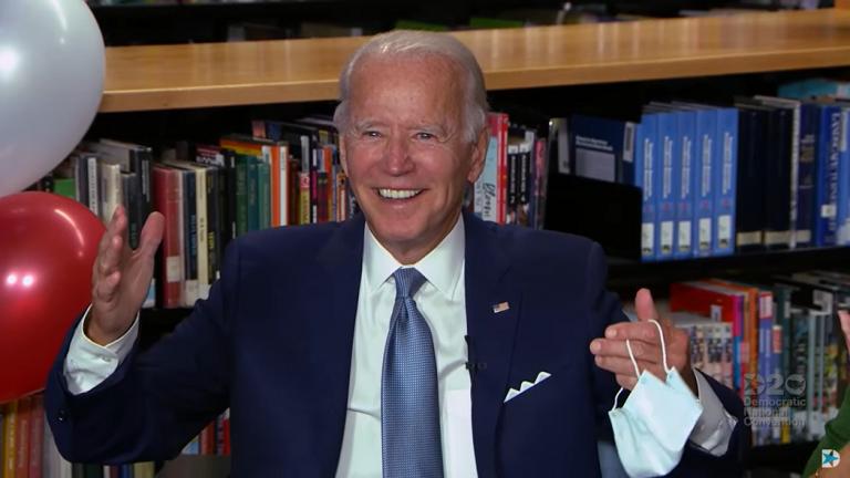 La convención demócrata designa oficialmente a Biden como candidato frente a Trump