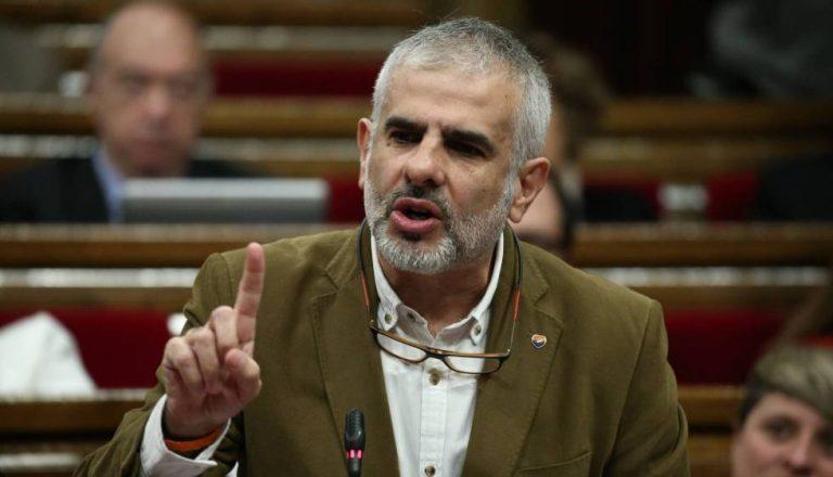 Carlos Carrizosa será el candidato de Cs a la Generalitat, en detrimento de Lorena Roldán