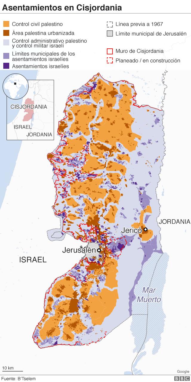 Israel renuncia a anexionar Cisjordania y establece lazos diplomáticos con Abu Dabi