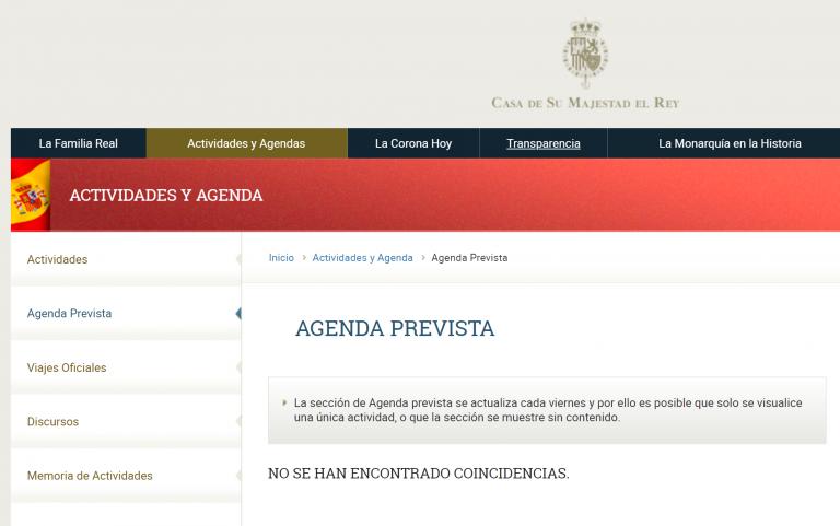 ¿Dónde están Felipe y Letizia? Casa Real guarda silencio y su agenda lleva vacía 8 días