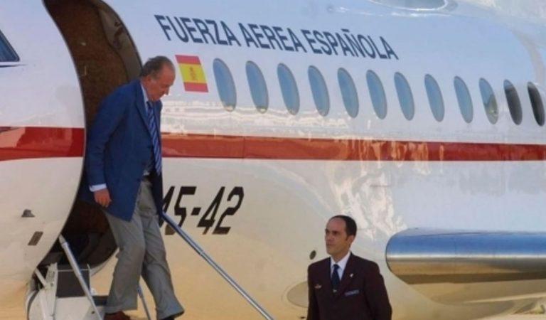 Juan Carlos I utilizó un testaferro para el dinero transferido por un millonario mexicano