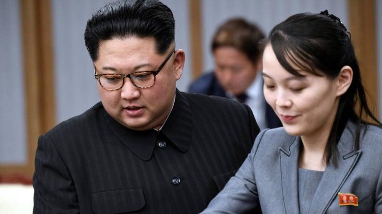 La Inteligencia surcoreana afirma que Kim Jong-Un ha 'delegado poderes' en su hermana. Vuelven los rumores sobre su salud