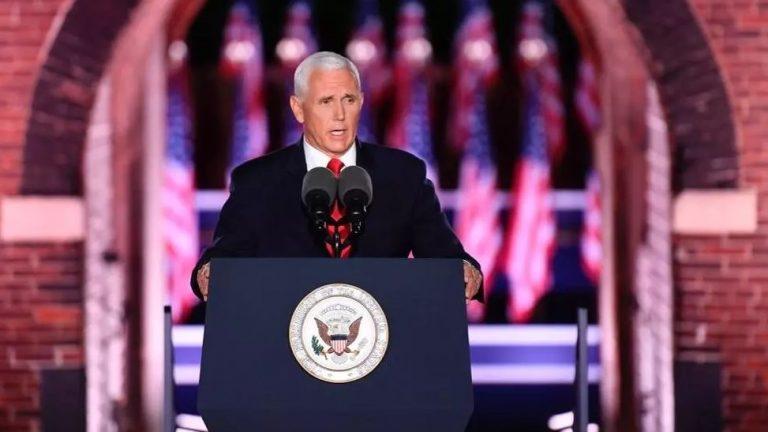 Convención republicana: el día de los héroes