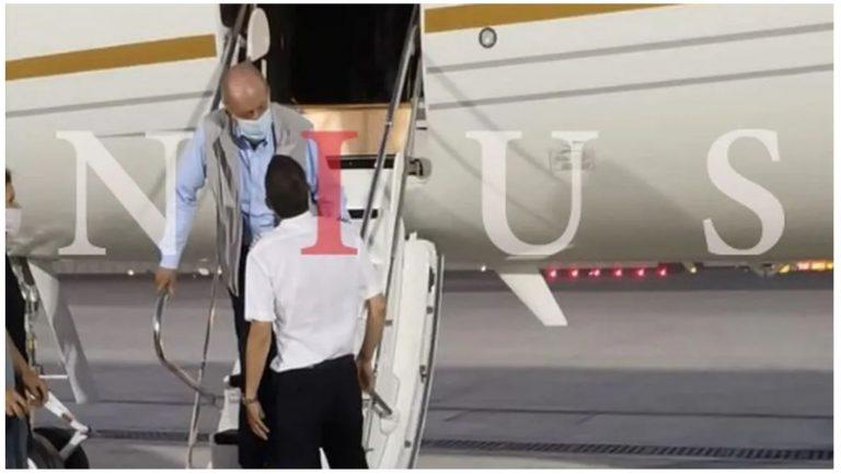Nius Diario publica la imagen que confirma que Juan Carlos se encuentra en Abu Dabi