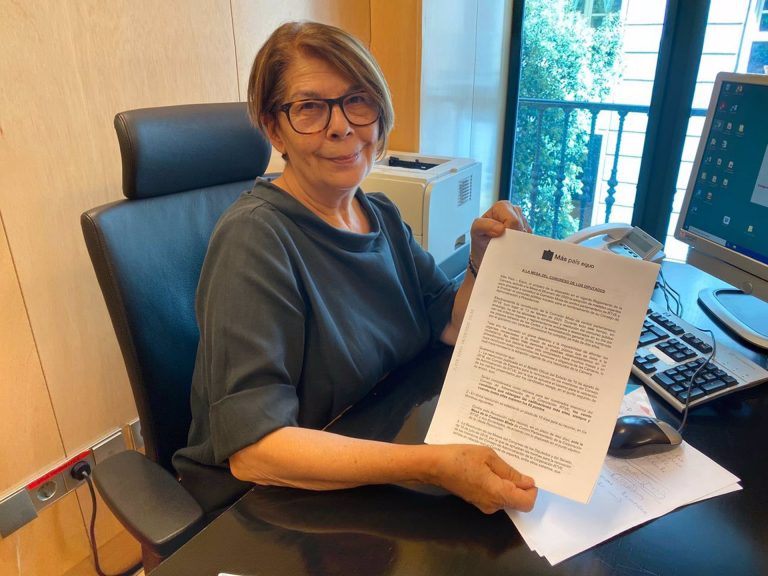 Más País-Equo pide a la Mesa del Congreso retomar el concurso para renovar RTVE