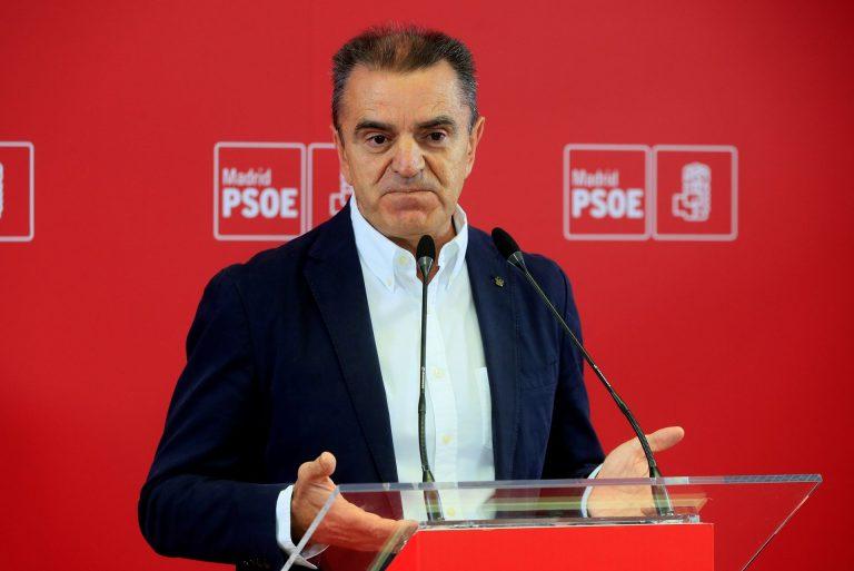"""El Delegado del Gobierno en Madrid afirma que el PSM estaría dispuesto """"llegado un caso extremo"""" a apoyar a Aguado para liderar una moción contra Ayuso"""