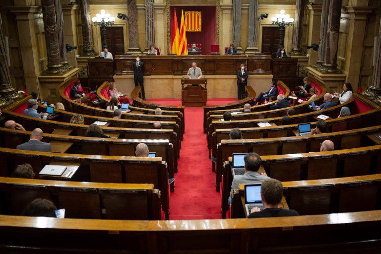 El gobierno de Cataluña acusa al central de ser «el único de la UE que no ha hecho ayudas directas»
