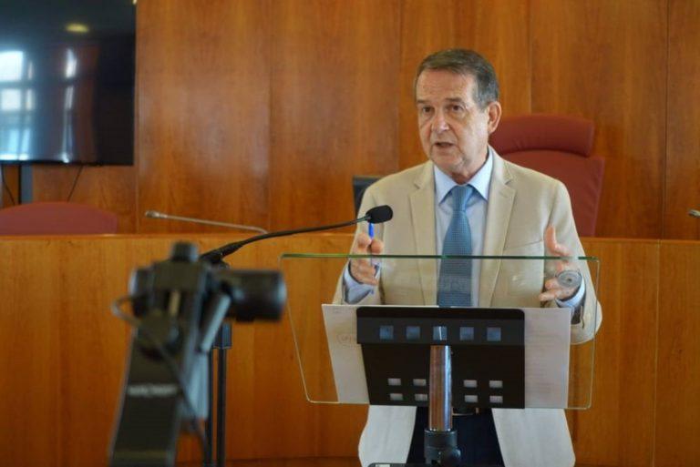 Abel Caballero no se siente cuestionado tras el fracaso de 'los remanentes'