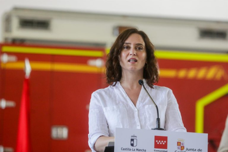 Flash by EM: Madrid presenta el recurso ante la Audiencia Nacional contra las medidas del Gobierno y solicita cautelares