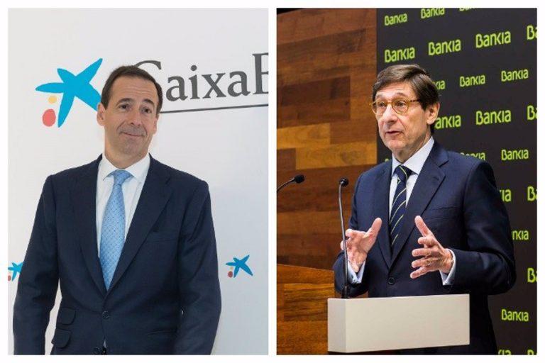 Caixa-Bank(ia): La primera absorbe a la segunda y el Estado se queda… de segundo