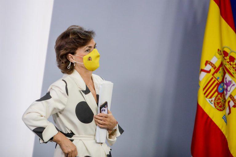 Sánchez ofrece a Carmen Calvo la presidencia del Consejo de Estado