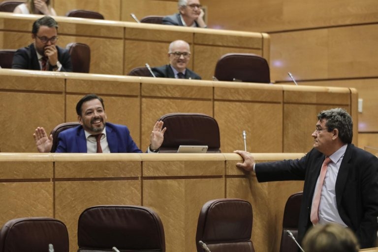 David Erguido (PP) renuncia al Senado al ser citado por la 'Púnica'