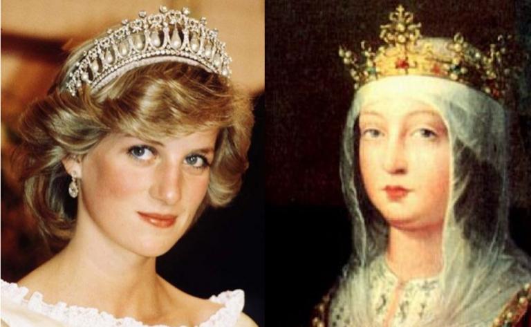 SocioPanel (10S) Lady Di tiene seguidores, pero los españoles resucitarían antes a Isabel la Católica